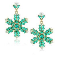 Free Shipping Vintage Bohemia Drop Earrings Fashion Jewelry Wholesale Quality Guaranteed E1401