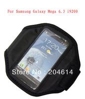 i9200 armband running sport armband for Samsung Galaxy Mega 6.3 i9200 phone case bag pouch 100pcs/lot