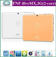 FNF ifive MX 3G,GPS,dual Core,8 inch Tablet PC IPS 1024*768, 1GB /16GB 2M,5.0MP Camera,hdmi,bluetooth tablet pc
