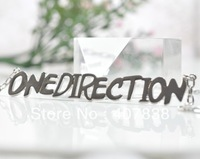free shipping 10pcs fashion women men ONE DIRECTION necklaces Pendant