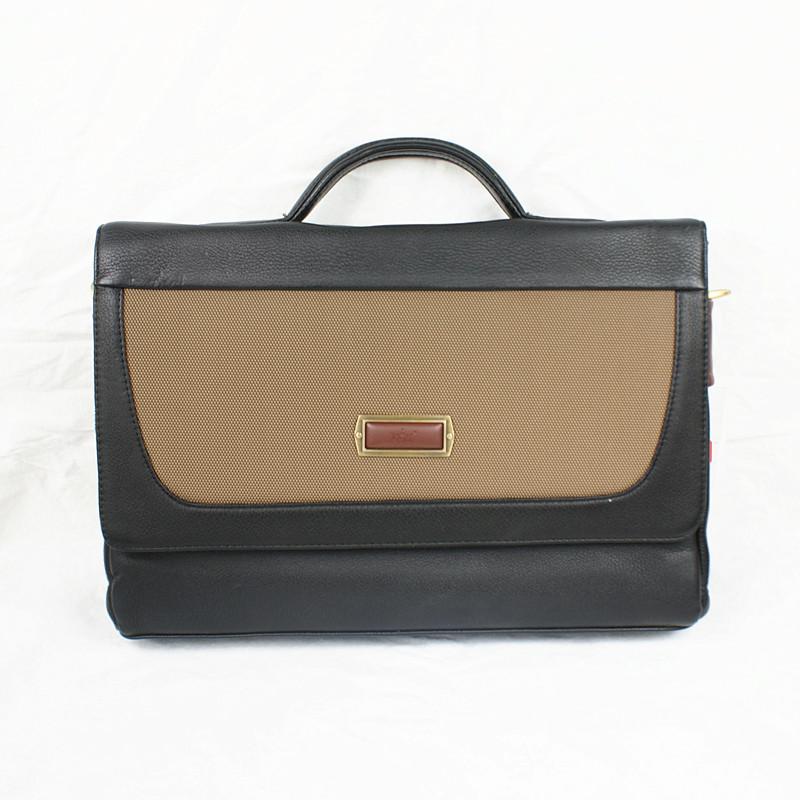 Мини сумки, Барсетки Маленькая сумочка Oxford fabric leather commercial briefcase file package handbag cross-body bag...