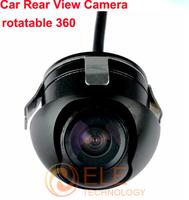 Mini HD Car Vehicle Rear View Reverse Backup Camera 360 Degree Rotation Front Side View Packing Camera