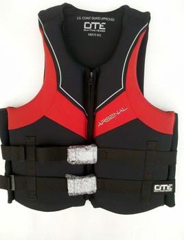 Personalized quality professional life vest motorboat yacht ykk zipper snorkel plus size paragraph