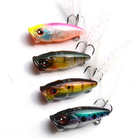 Free Shipping  2.3g Fishing Lure Crankbait Hard Bait Fresh Water Shallow Water Bass Fishing Tackle