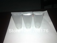 10ml clear color plastic tubes , Wholesale cosmetic containers tubes, tube packaging , custom printed brand name.