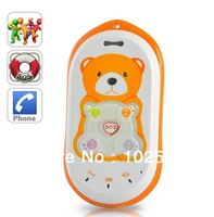 2013 NEW Arrival GTK-940 Baby Bear Kids GPS tracker Phone, child mobile phone, kids cell phone