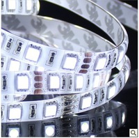 1M  5050 SMD IP65 Waterproof 12V flexible light 60led/m LED strip,Free Shipping
