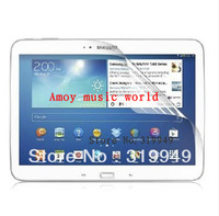 """High Quality Screen Protector For Samsung Galaxy Tab 3 10.1"""" P5200 5210 Free Shipping DHL UPS EMS HKPAM CPAM"""