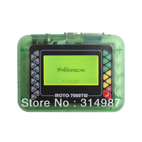 Wholesale MOTO 7000TW Universal Motorcycle Scan Tool with free shipping