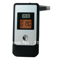 Dual screen stretch mouthpiece 4 digital display car alcohol tester,manufacture of alcohol,Free shipping