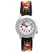 Jacques farel child watch boy fashion sports table luminous waterproof