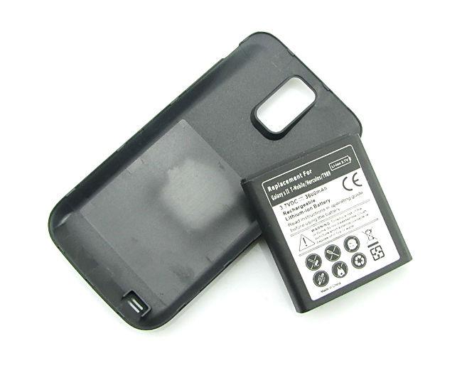 Yiboyuan 3600 мАч расширенный аккумулятор + черная задняя крышка + usb зарядное устройство для Samsung Galaxy SII S2 T989 высокое качество