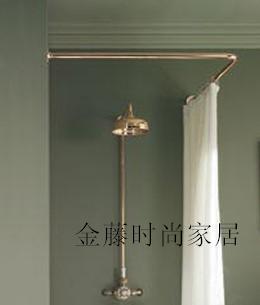 Shower Curtain Poles - Acquista Shower Curtain Poles ...