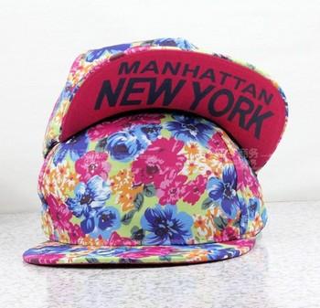 Wholesale 2013 Baseball Cap,Retro Flower Hat,High Quality Outdoor Suncap,Causal Snapback Hats,Sport Hat10pcs/lot