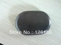 polished basalt  hot massage stone:size7.5x5.5x2.75 10pcs/lot