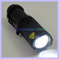 Q5 LED 300 Lumen Mini Camping Flashlight Torch