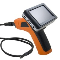 Video borescope, wireless inspection camera, video endoscope, extech
