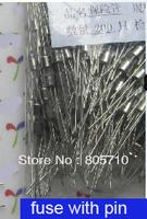 Fuse with pin 3*10mm  250V1A   200pcs/box   5box/lot  Free shipping