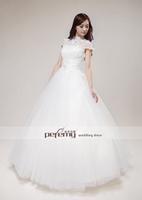 Free Shipping S1312 Shoulder Bag Retro Lace Wedding Dress 2013 New