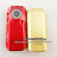 Lowest price 50pcs 5600mAh external power pack portable charger with LED for iPhone 4 4S Samsung Galaxy S2 free fedex