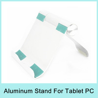 Aluminium Metal Stand Holder Mount for Apple iPad3 iPad4 iPad mini Samsung Galaxy Note2 Note3 Tablet PC MID New Arrival
