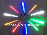 3528 SMD LED Meteor Rain Lights 30cm Colorful 10pcs/1set