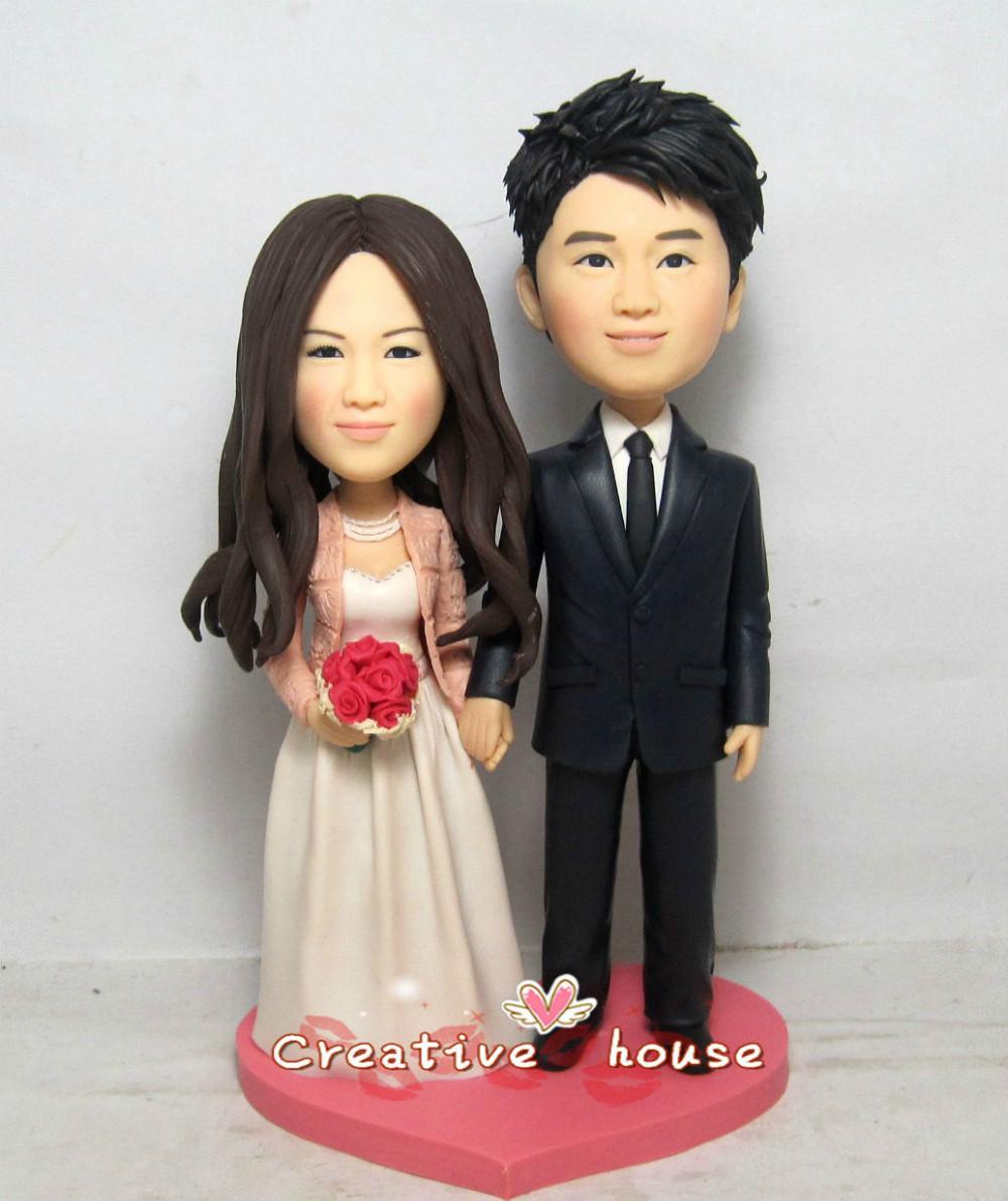 ours gteau de mariage topper - Figurine Gateau Mariage Personnalis