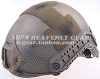 Ops-Core FAST Ballistic Helmet (US Seals Plate)