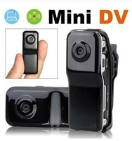 10pcs/lot HD Multifunction Mini DV DVR Mini Pocket Keyring sport sports bike bicycle Camera (MD80)