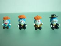 doraeman  (mini  figures)   free  shipping