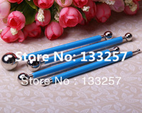 NEW product free shipping!!cake  tools 4x Stainless Steel Flower Modelling Tool Cake Decorating Mold Fondant DIY Xmas