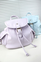 2013 women's handbag preppy style tassel vintage backpack casual all-match women's backpack handbag