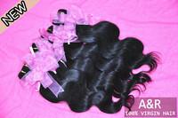 Cheap Brazilian human Hair Body Wave Human Hair Extensions Products Mix Length 4pcs Lot,Free Shipping