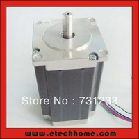 2 Phase 4-lead NEMA 23 Stepper Motor Hybrid Frame 57mm 3N.m Holding Torque Body Length 112mm 1.8 degree CE CNC Stepping Motor