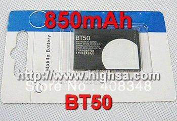 850mAh BT50 Battery for MOTOROLA A1200 A1200r W233 A1208 A732 A810 E2 E11 EX128 K1m K3 w315 v325 v360 v361 EM330 W205 W220 W375