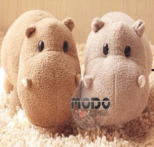 Russ hippopotami plush doll toy birthday doll wedding gift
