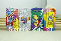 moq:1pcs, free shipping, 2013 fashion new hot Korean Style Graffiti Back Cover Skin Case for Samsung galaxy s3 i9300 +retail box