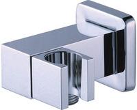 Bath spout belt shower socket square wall mounted copper shower seat gadk004