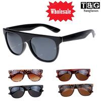 Wholeslae Glasses Men Women Designer Rare Limited Edition Super Matte Flat Black Flat Top Shades Sunglasses