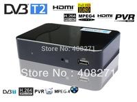 2 pcs/lot HD Mini DVB-T2 receiver support dvb t tuner mpeg-4 Original MSD7816