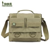 Outdoor tactical nylon camera bag tablet bag slr camera bag