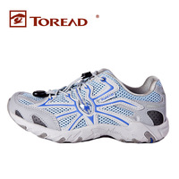 Women's walking shoes slip-resistant light spring and summer breathable walking shoes wading shoes tf9047
