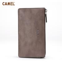 Camel camel high quality cowhide business casual vintage clutch day clutch bag men mt119022-01