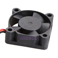 NI5L 3010S 12V Cooler Brushless DC Fan 30x10mm Mini Cooling Radiator