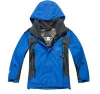 Children Outerwear Outdoor Winter Jacket For Boys Girls Kids Ski Skiing Hiking Sport Jackets Waterproof Sportwear Coats