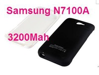 Battery Backup battery case for Samsung N7100A 3200mah