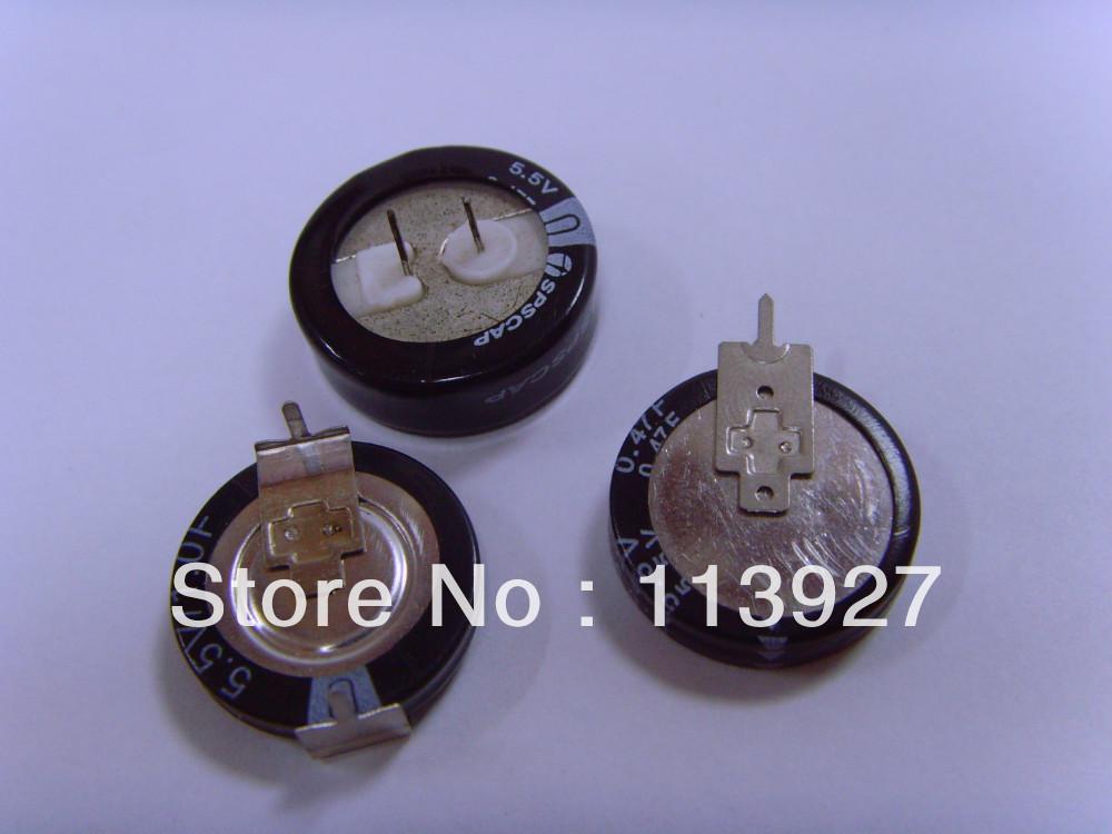 steady!!! 5.5v 1f super capacitor(China (Mainland))