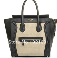free shipping  Hot selling 2013 fashion women handbags Bags leather Handbag boston tote purse luggage