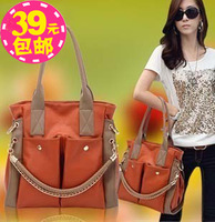 free shipping 2013 women's handbag shoulder bag cross-body women's chain BAG