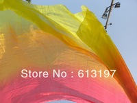 Belly dacne silk veil free shipping 1pcs  dance veil silk veil 250x114cm belly dance silk veil 2 color with china post to